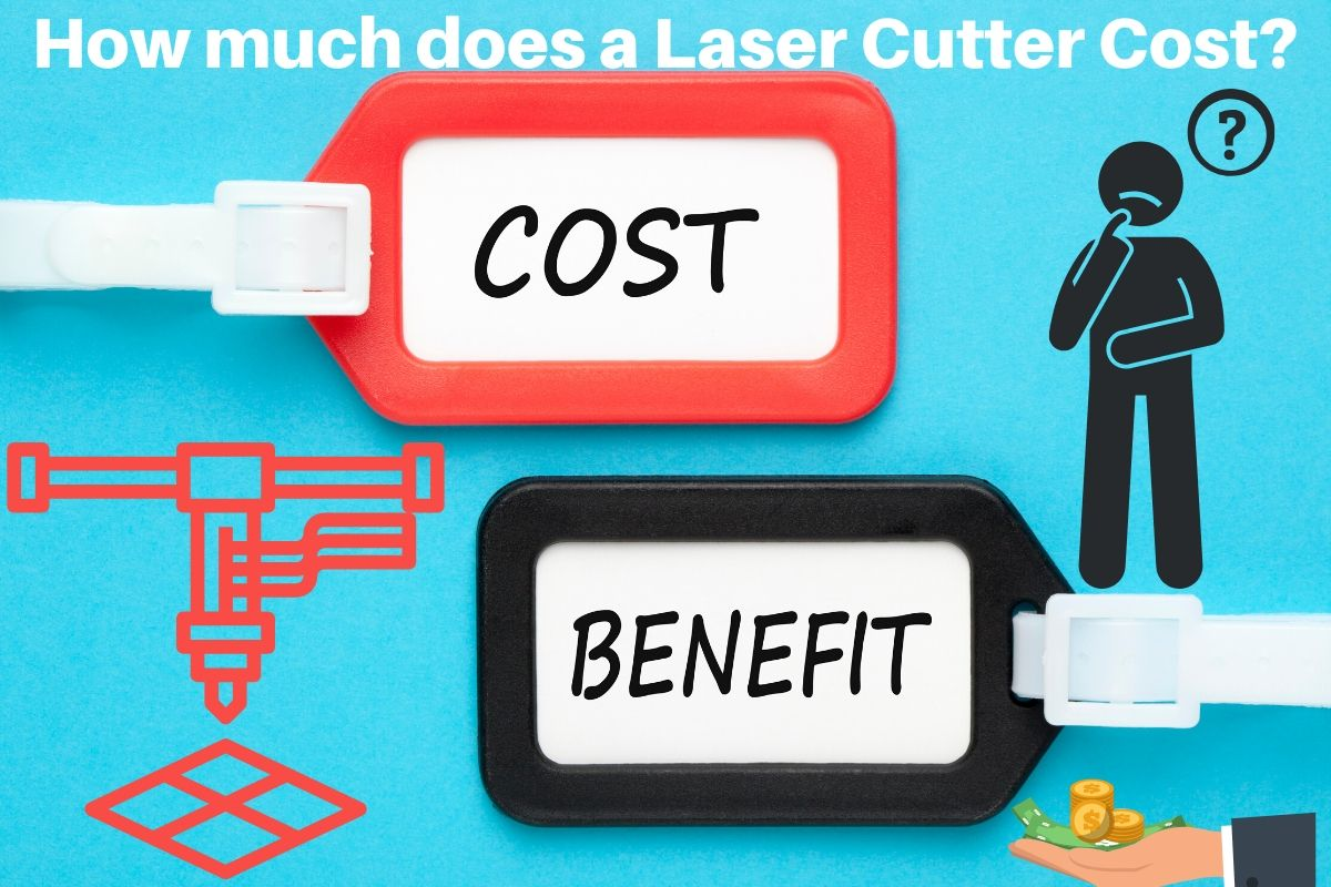 how much does a laser cutter cost
