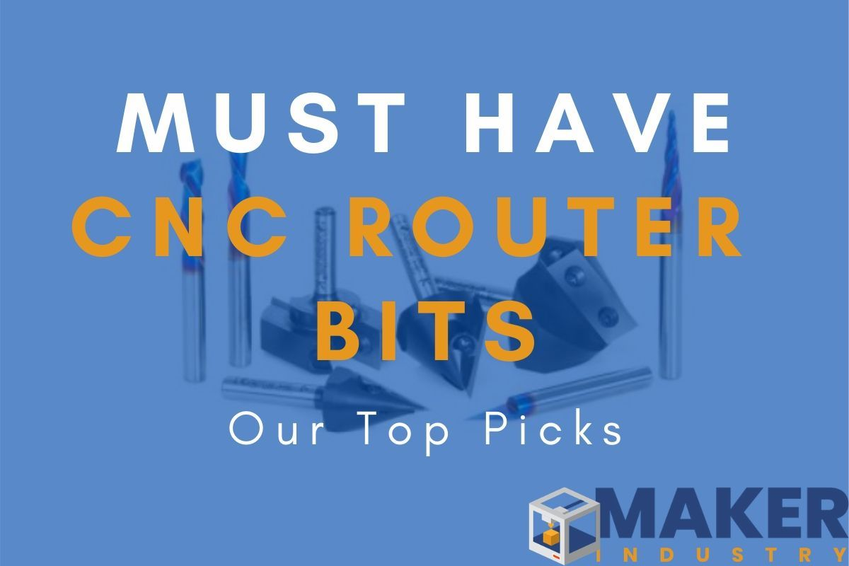 must have cnc router bits