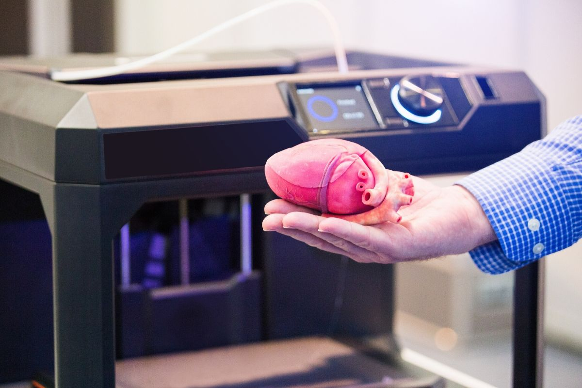 what industry uses 3d printing