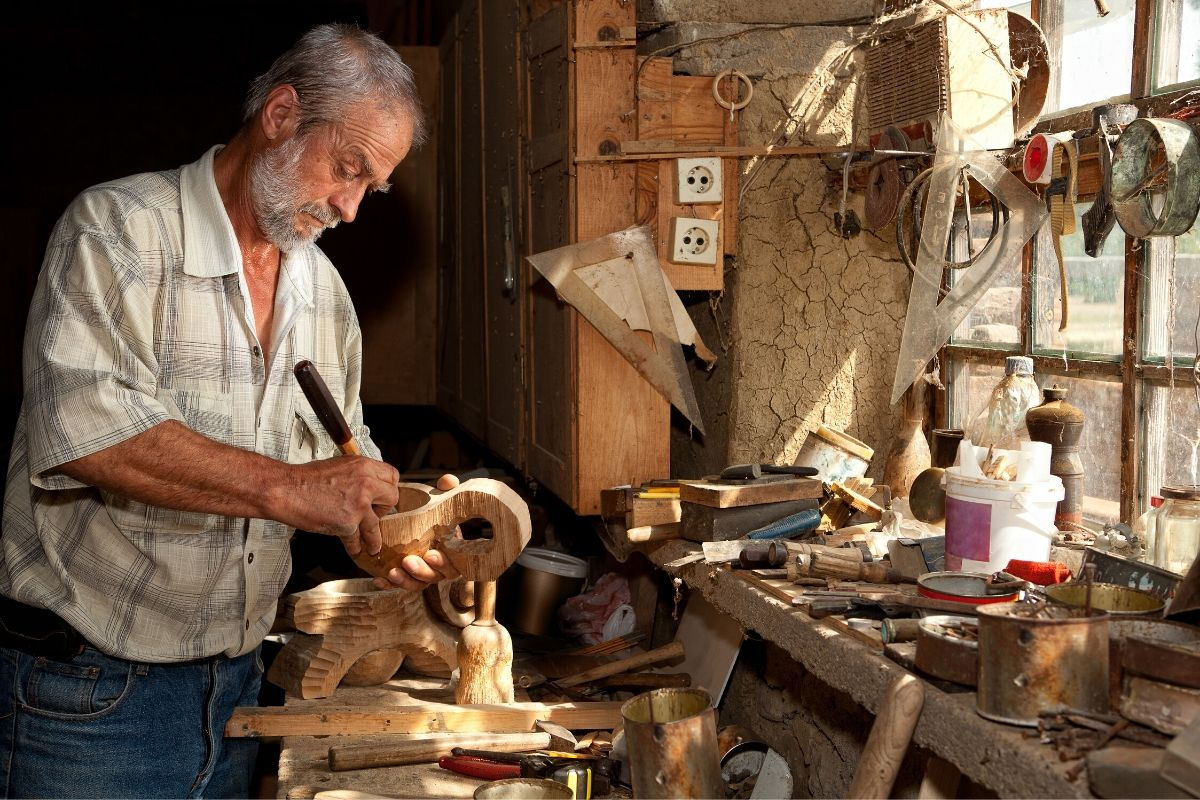 what is the art of wood engraving called