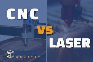CNC Router vs Laser Cutter | Which is better?