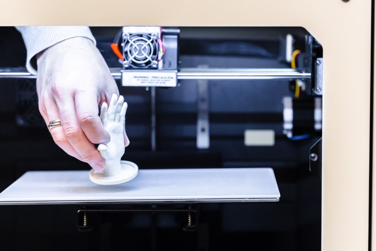 how to remove petg from print bed